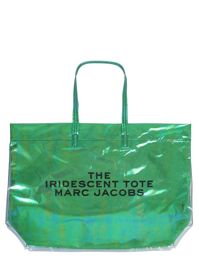 IRIDESCENT TOTE BAG - Marc Jacobs