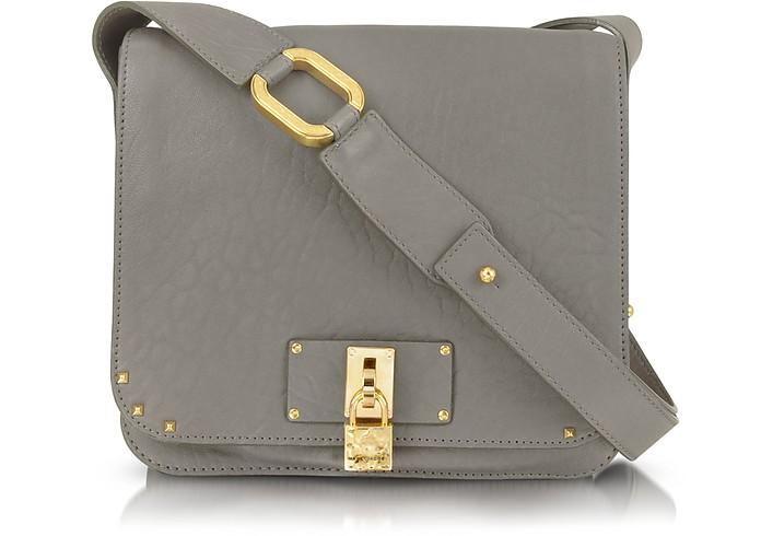 The Delancey Ace - Hammered Leather Shoulder Bag - Marc Jacobs