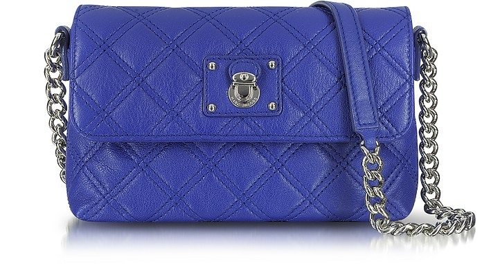 The Single Quilted Leather Bag - Marc Jacobs