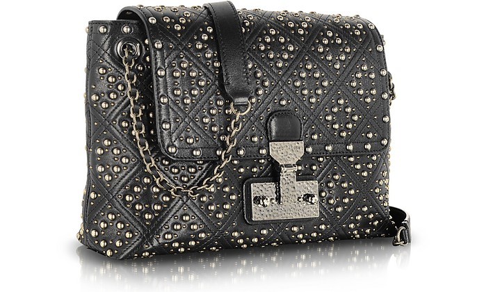 dc5ec015c777 The Large Single Baroque Quilted Studded Leather Shoulder Bag - Marc Jacobs.  $2,350.00 Actual transaction amount