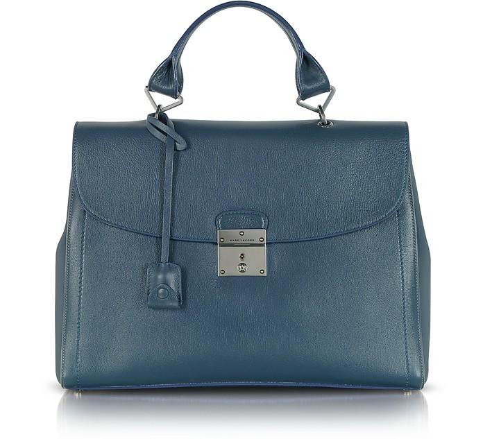 The 1984 Nautical Blue Satchel Bag - Marc Jacobs