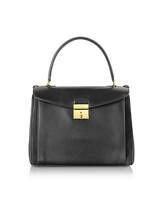 Metropolitan Flap-Top Satchel Bag