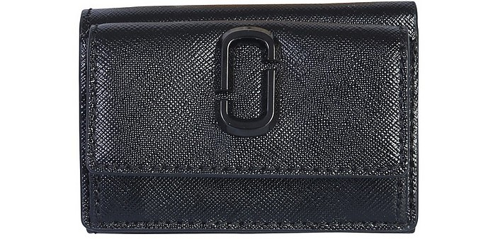 Mini Snapshot Trifold Wallet - Marc Jacobs