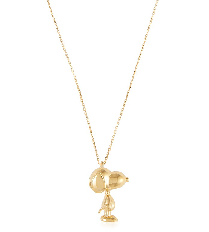The Snoopy Pendant Necklace - Marc Jacobs