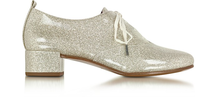 Betty Lace Up Oxford Diamond Leather Jazz Shoe - Marc Jacobs