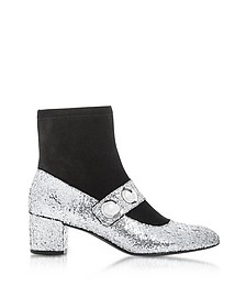 Margaux Cabochon Ankle Boots - Marc Jacobs