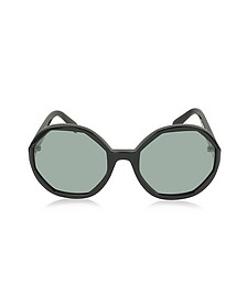 MJ 584/S Honey Octagon Women's Sunglasses - Marc Jacobs