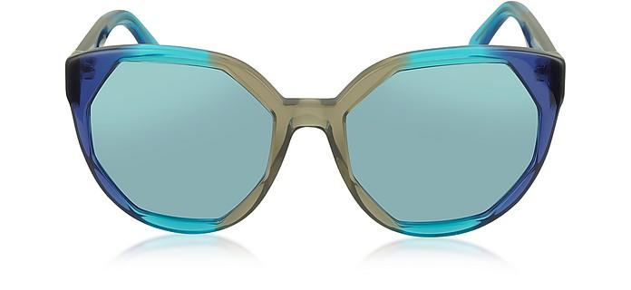 MJ 585/S Oversized Round Sunglasses - Marc Jacobs