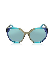 MJ 585/S Oversized Round Sunglasses - Marc Jacobs