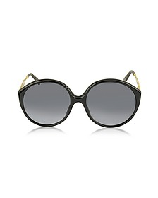 MJ 613/S Acetate Round Women's Sunglasses - Marc Jacobs