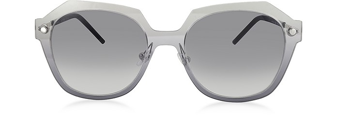 MARC 28/S Acetate Geometric Women's Sunglasses - Marc Jacobs
