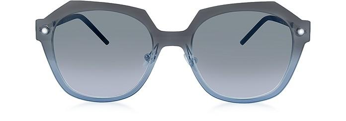MARC 28/S Geometrische Sonnenbrille aus Acetat - Marc Jacobs