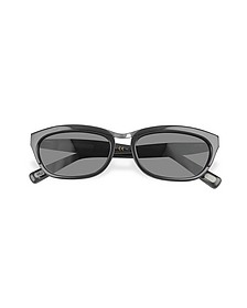 Black Teacup Sunglasses