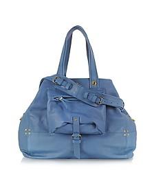 Billy M Blue Malachite Shoulder bag