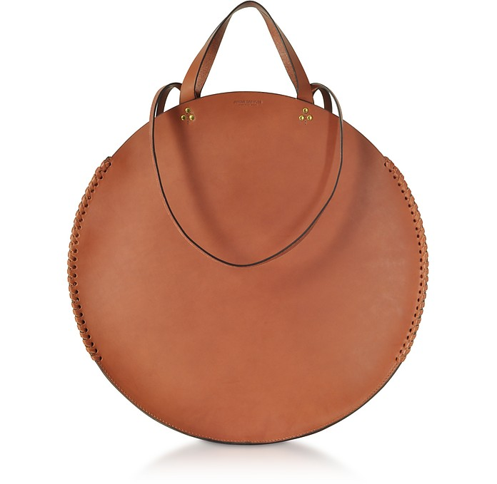 Hector Gold Round Tote Bag - Jerome Dreyfuss