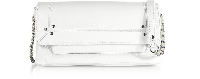 Charly Small Leather Shoulder Bag - Jerome Dreyfuss