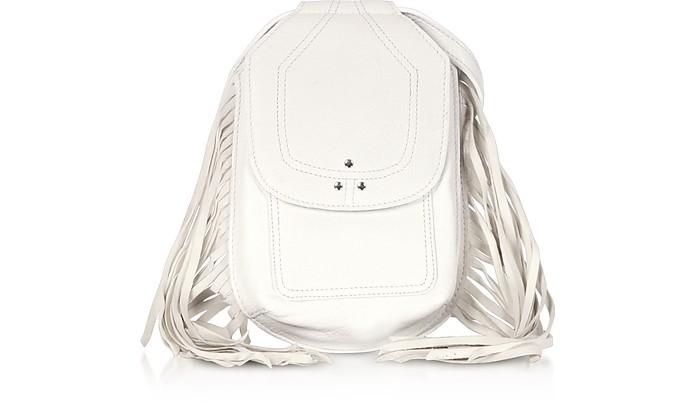Jerry Leather Shoulder Bag - Jerome Dreyfuss