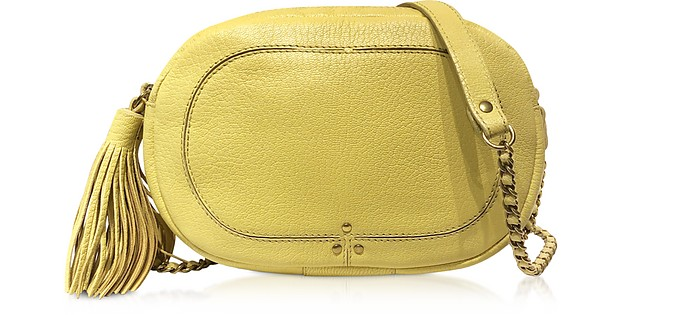 Marc Mimosa Leather Crossbody Bag - Jerome Dreyfuss