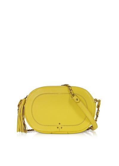 Marc Mimosa Leather Crossbody Bag - Jerome Dreyfuss