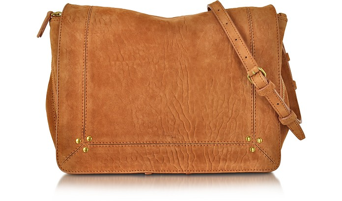 Igor Sienna Leather Shoulder Bag - Jerome Dreyfuss