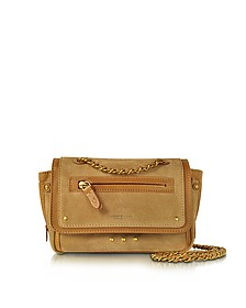 Benji Split Suede Mini Crossbody Bag - Jerome Dreyfuss