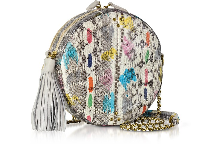 Remi Bag in Vassily Snakeskin Jerome Dreyfuss Recommend Cheap Online IP9xDg