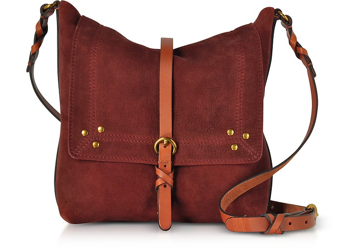 Toni Suede Shoulder Bag - Jerome Dreyfuss