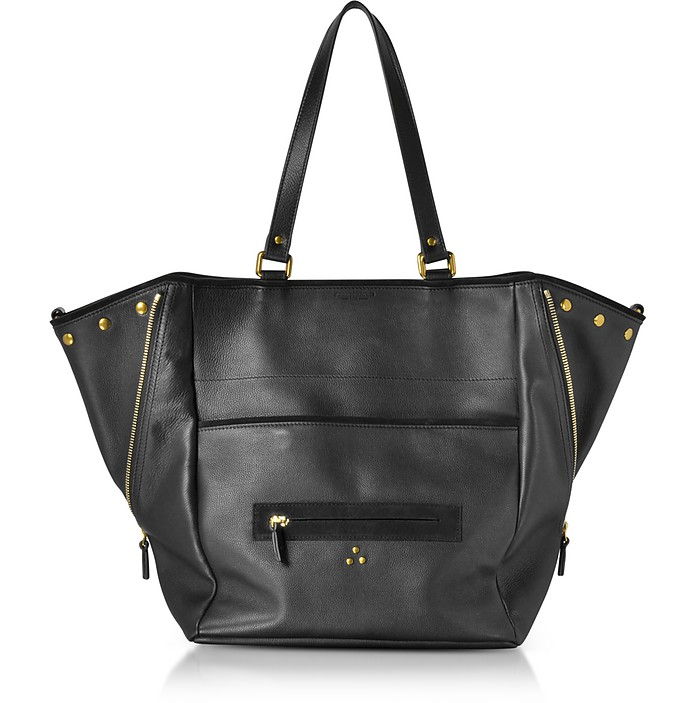 Serge tote - Black Jerome Dreyfuss Outlet Cheap Online Best Seller For Sale Sale Brand New Unisex Big Discount Looking For Cheap Price QcruVMPJ