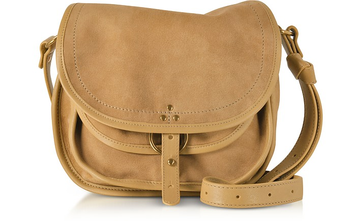 Felix Suede Shoulder Bag - Jerome Dreyfuss