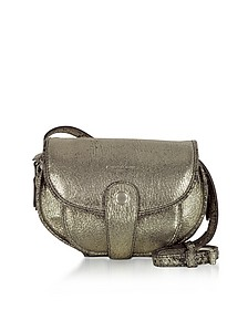 Momo Laminated Leather Mini Shoulder Bag - Jerome Dreyfuss