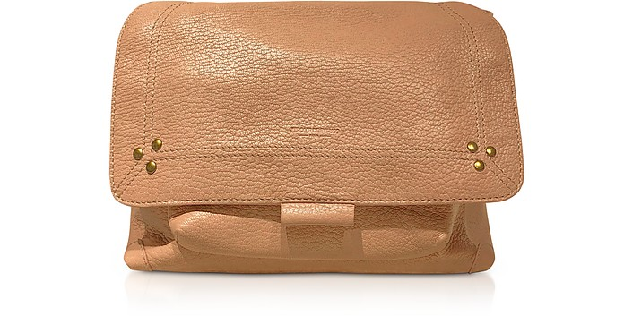 Lulu M Rose Leather Shoulder Bag - Jerome Dreyfuss