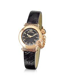 L'Elu - Ladies' Diamond Gold Plated Dress Watch