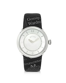Parlez-moi d'Eternite - Stainless Steel and Crystals Women's Watch