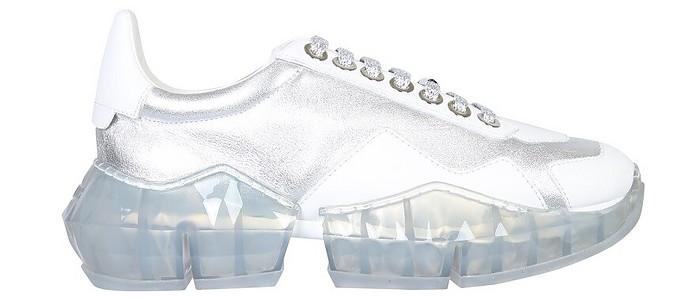 Diamond Sneakers - Jimmy Choo