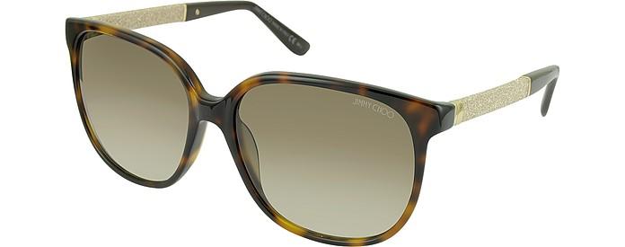71e01f48a985 PAULA S Acetate Women s Sunglasses - Jimmy Choo.  408.00 Actual transaction  amount