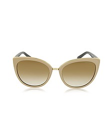 DANA/S Acetate Cat Eye Sunglasses