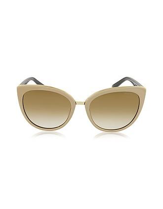 d12af1f7a076 DANA S Acetate Cat Eye Sunglasses - Jimmy Choo