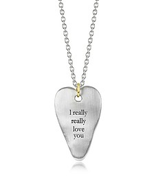 Love You Necklace - Bjorg