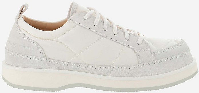 Two-Tone Low Top Men's Sneakers - Jacquemus / ジャックムス