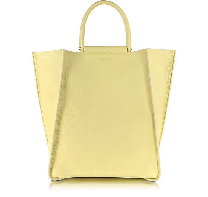 Cheap Sale 100% Authentic Jil Sander minimal tote Extremely Natural And Freely eg066