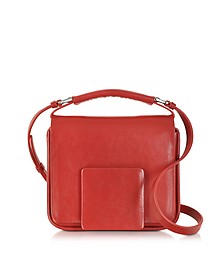 Red Lady J Crossbody Clutch