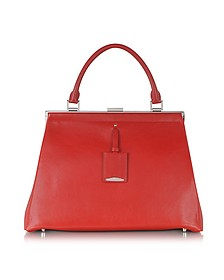 Jil Madame Leather Satchel Bag