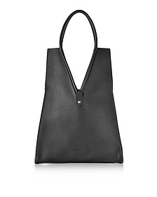 V-Cut Md Shoulder Bag - Jil Sander