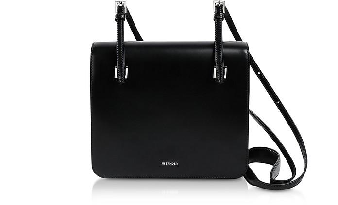 Black Small Holster Shoulder Bag - Jil Sander