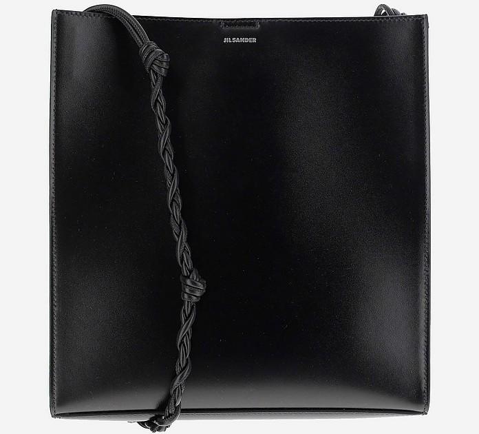 Black Tangle Medium Shoulder Bag - Jil Sander / ジル サンダー