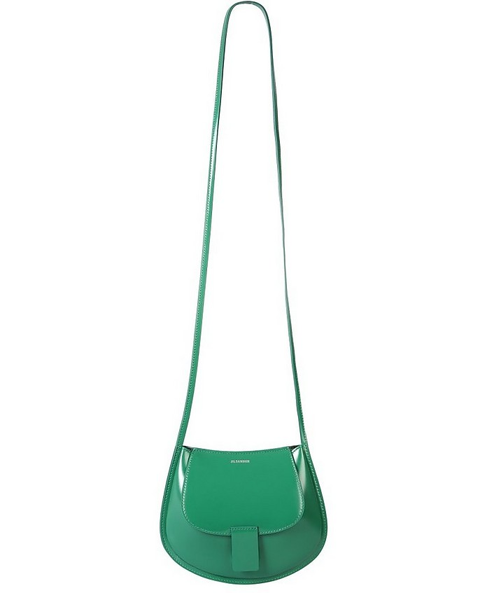 "Mini ""Cresent"" Bag - Jil Sander"