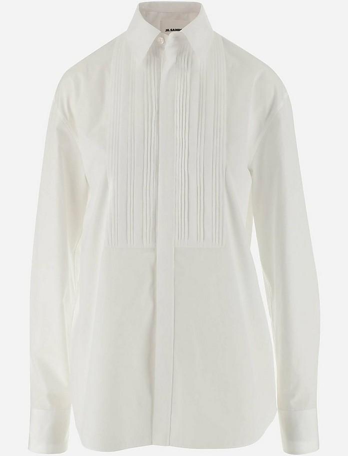 Women's Casual_Shirt - Jil Sander