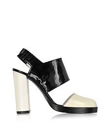 Chaussures à talons bicolores - Jil Sander