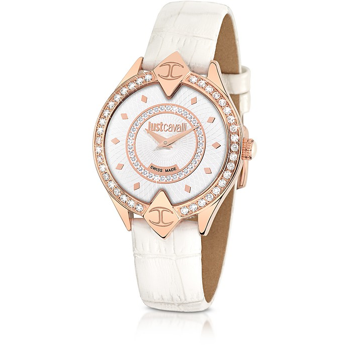 Sphinx Stainless Steel Women's Watch  - Just Cavalli