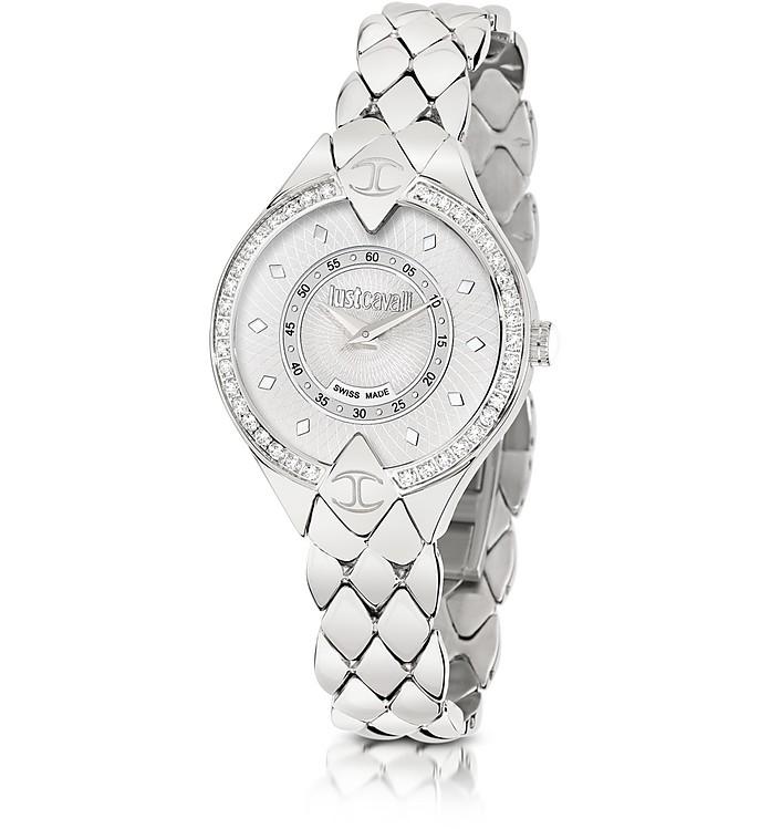 Sphinx Stainless Steel Women's Watch - Just Cavalli